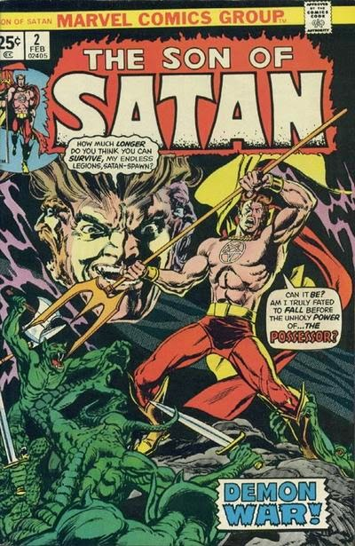 The Son of Satan #2, The Possessor