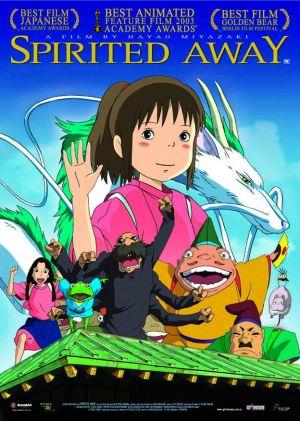 Anime Title : Sen to Chihiro no Kamikakushi