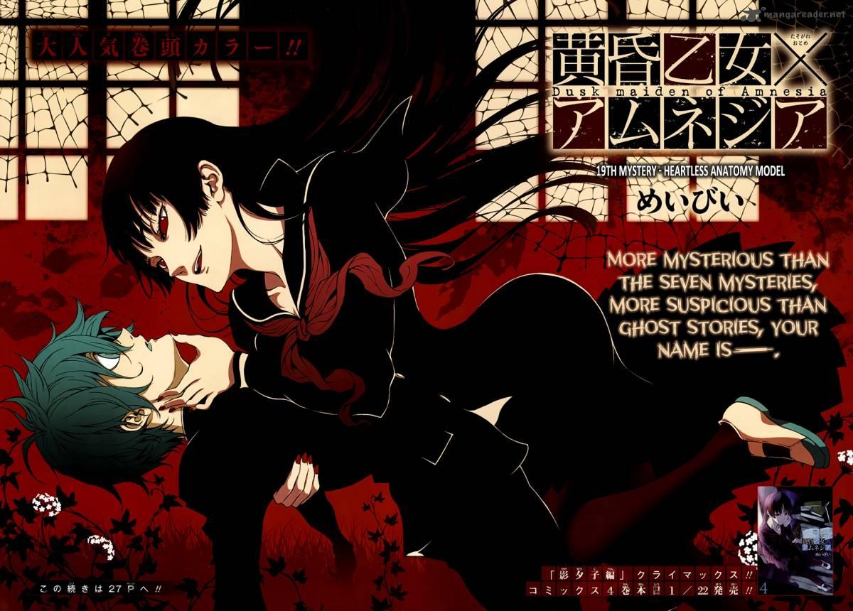 Anime Psychological Horror psychological and horror