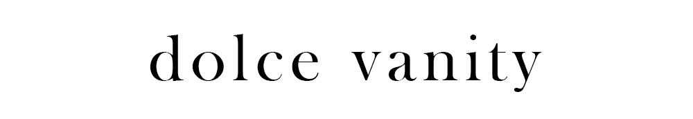 dolcé vanity ///