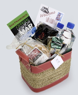 Wedding Gift Baskets San Diego : Miriam Ackerman Events: Welcome Bags for your out of town guests. What ...