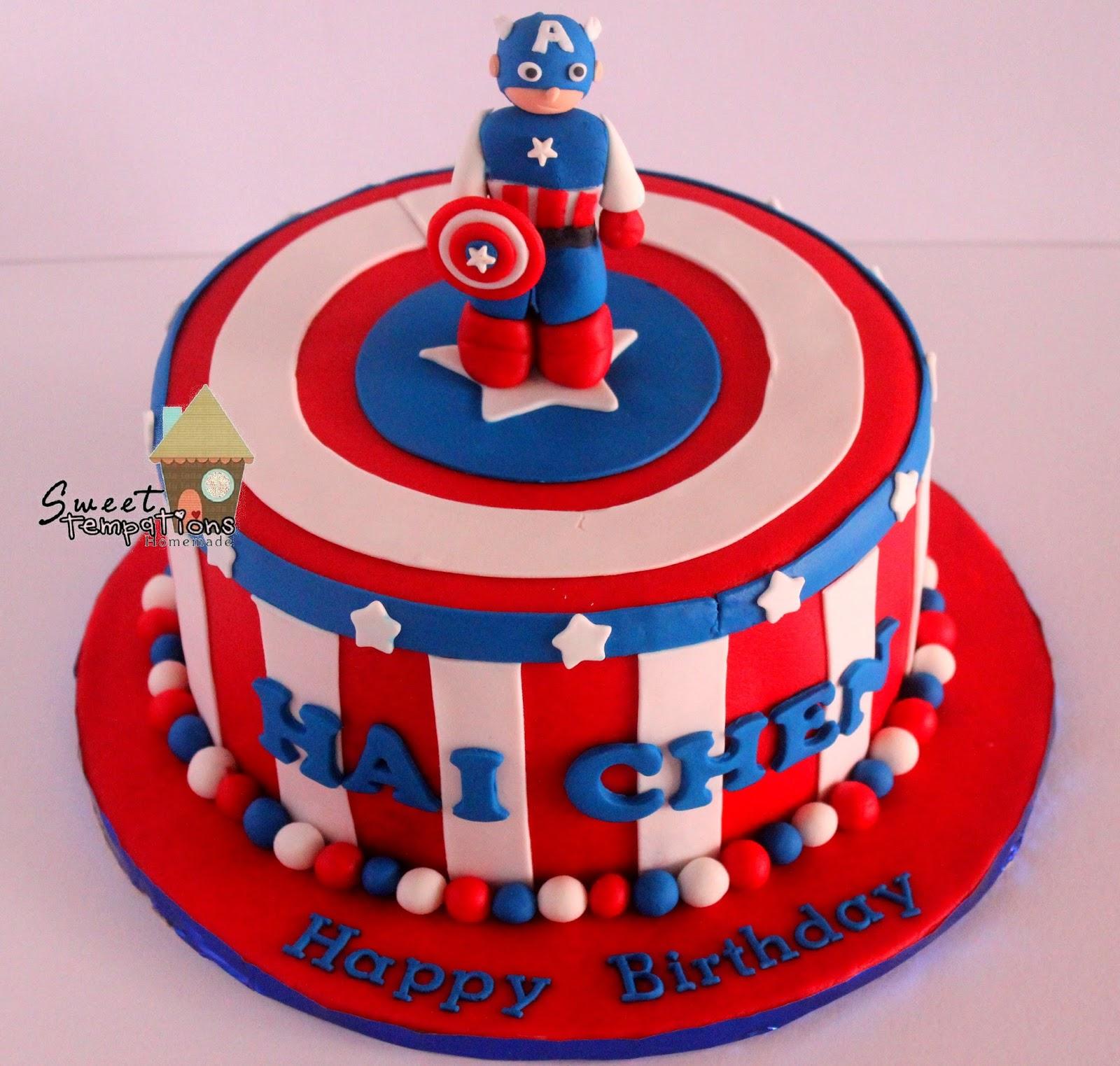 Sweet Temptations Homemade Cakes Amp Pastry Avengers