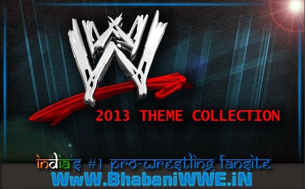 Music » 2013 » All WWE PPV Official Music Themes Free Download (20 Tracks)