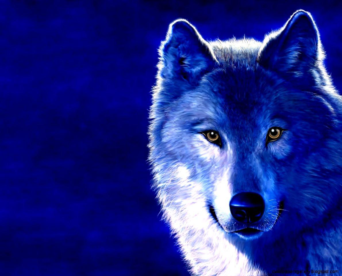 3D Desktop Wallpaper Wolves
