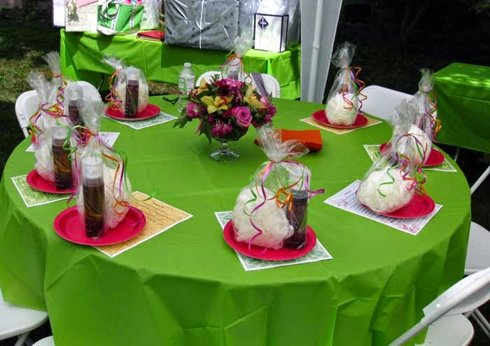 Wedding Shower Gift Table Centerpieces Pinterest