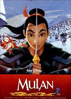 pelicula Mulan (1998)