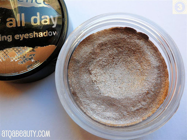 Essence, Stay All Day Cream Long Lasting Eyeshadow, 01 Coppy Right