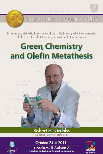 olefin metathesis chemistry Tetrahedron 60 (2004) 7117–7140 olefin metathesis robert h grubbs the arnold and mabel beckman laboratory of chemical synthesis, division of chemistry and.