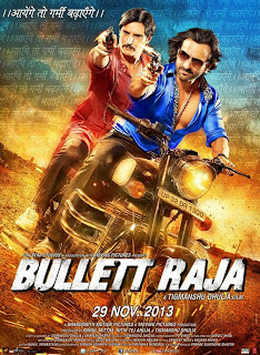 Bullett Raja (2013) Movie Poster