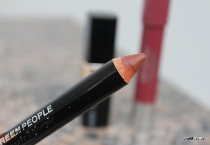one little vice beauty blog: dark nude autumn lipsticks
