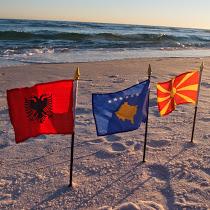 Albania, Kosovo, Macedonia