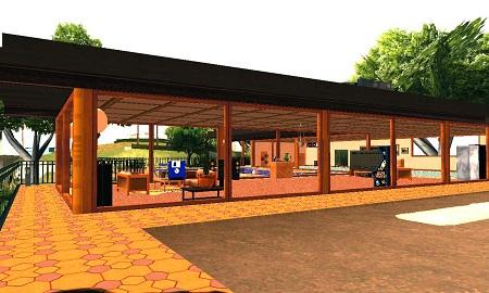 Safe house das colinas beta v2 0 mixmods mods para for Casa moderna gta sa