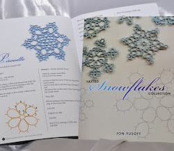 Tatted Snowflakes Collection