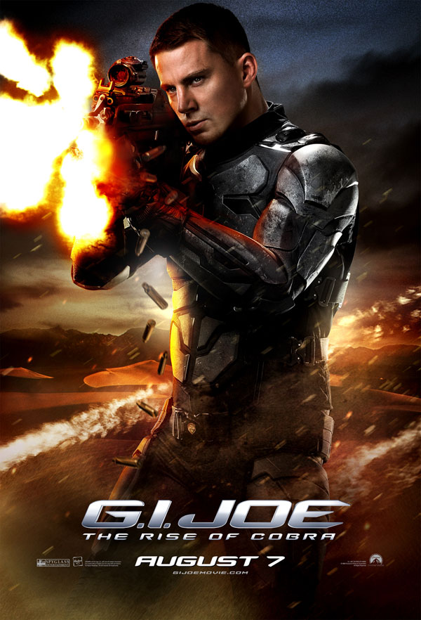 Pelicula G.I. Joe: The Rise of Cobra