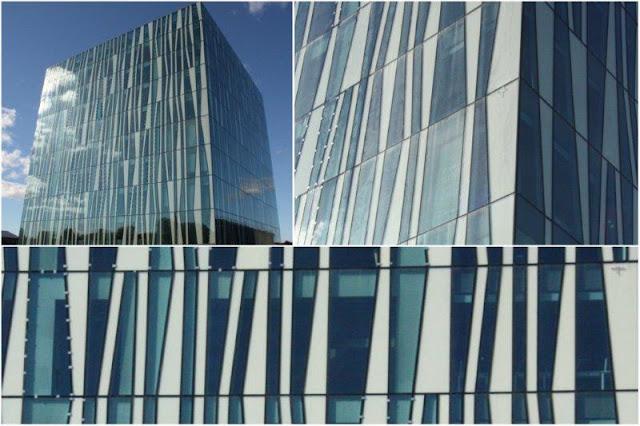 Nuevo edificio, Biblioteca de la Universidad de Aberdeen, University of Aberdeen