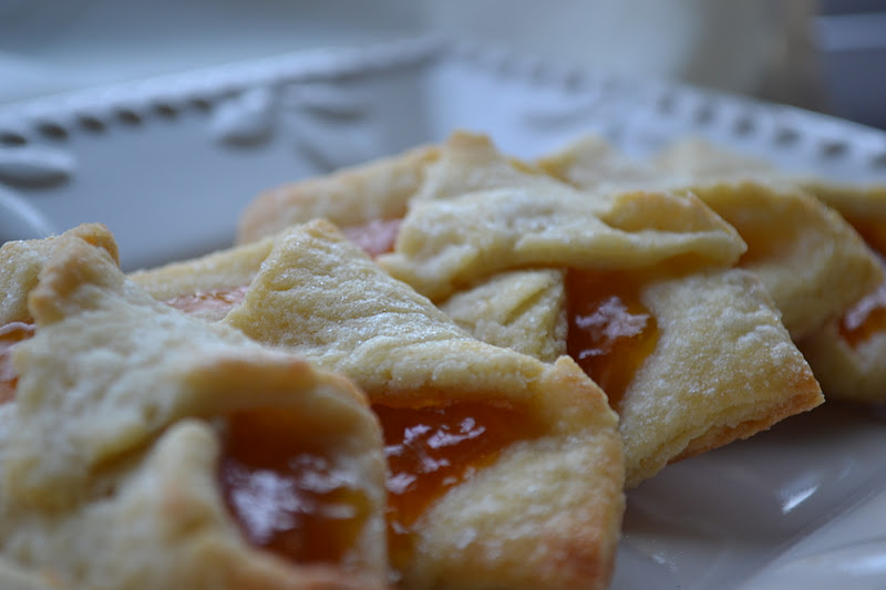 Apricot horn cookies recipes
