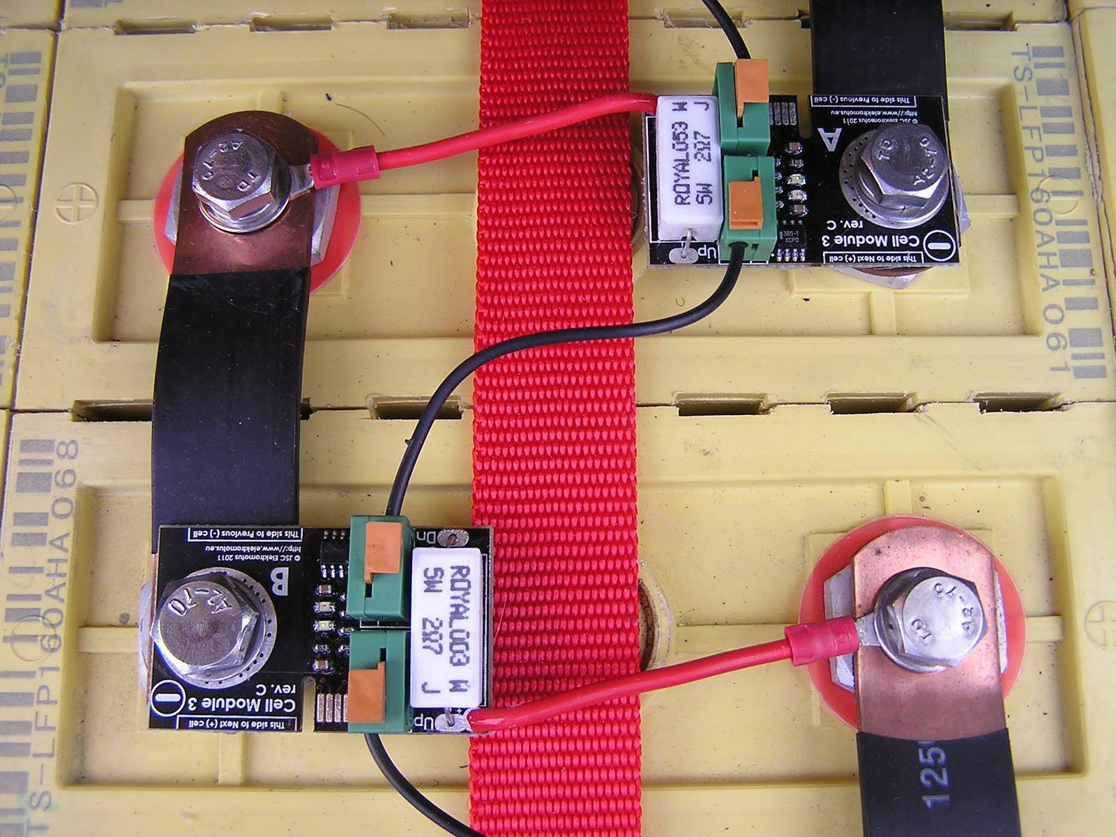 Electric Protege  Improvements
