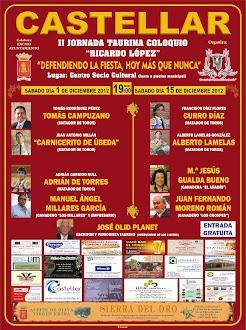 ORGANIZA: Asociación Sociocultural Taurina Castellar