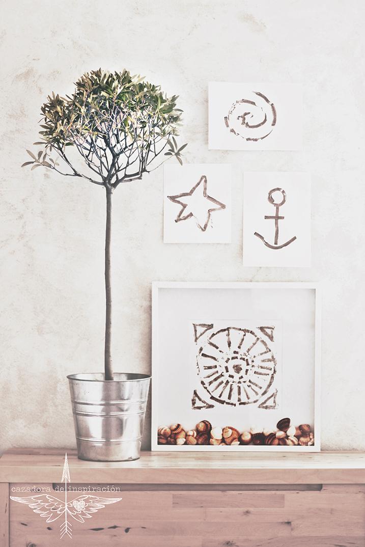 Cazadora de inspiración © Anna Tykhonova / sand drawings