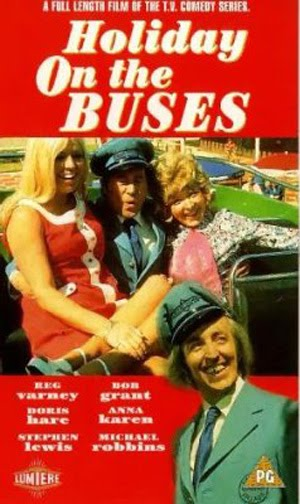 Holiday on the Buses (1973)