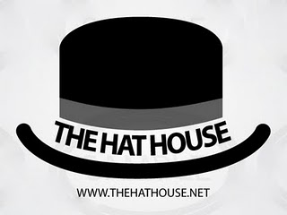 The Hat House NY logo for their hat shop in NY