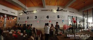paper pom-pom for birthday party 2