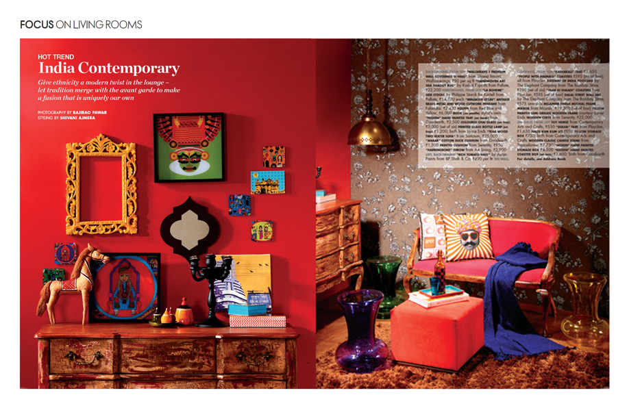 Made In India Inspired Indian Home Decor Vs Hippy Cliche