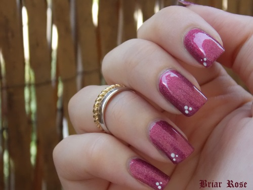 briar rose nail art blog beauté psychosexy