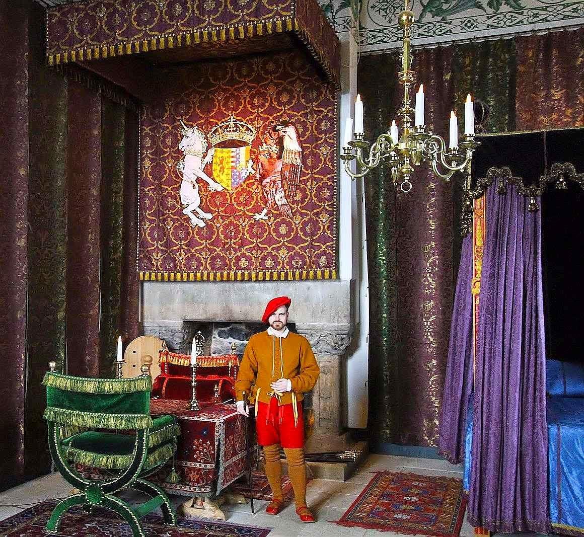 Austeridade, brilho, heroísmo e realeza: Stirling é símbolo da Escócia