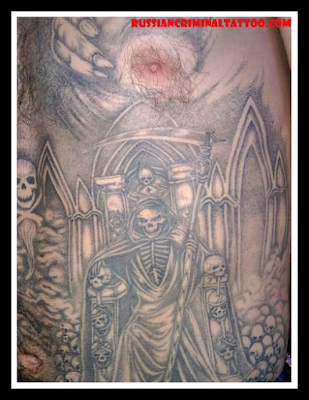 Death-tattoo
