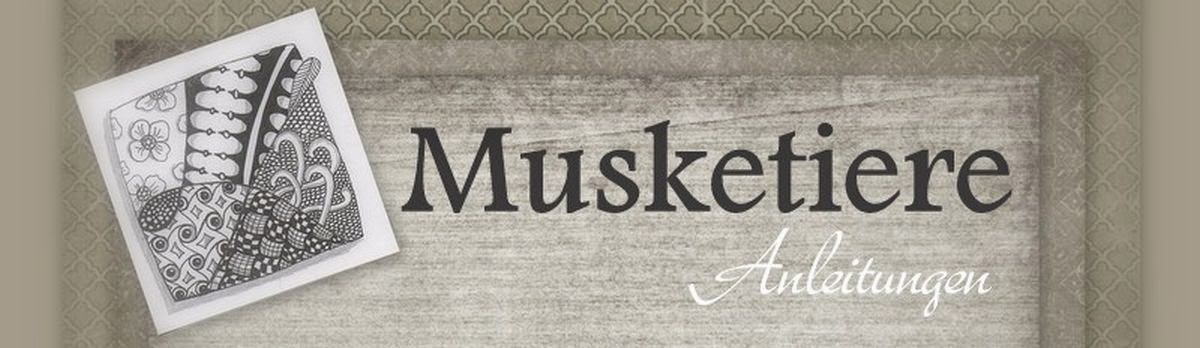 Musketiere - Anleitungen