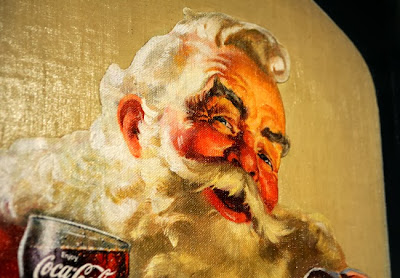 Oglethorpe University Museum of Art, Haddon Sundblom's Santa