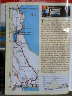 in bici sul cammino con la guida gratuita del punto info
