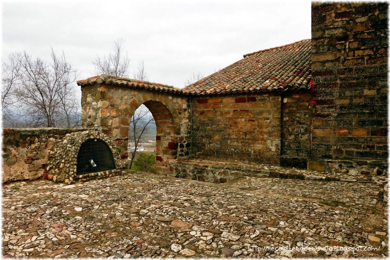 Ermita Virgen del Castillo, Vilches