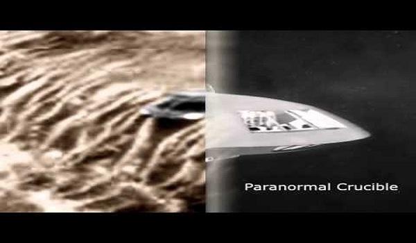 Βίντεο ντοκουμέντο ύπαρξης ζωής και αρχαίας αρχιτεκτονικής στον Άρη… και η ΝΑΣΑ σιωπά !!!