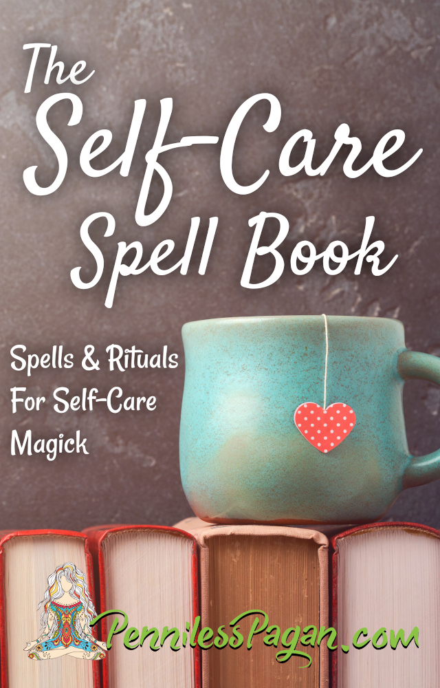 NEW: The Self-Care Spell Book