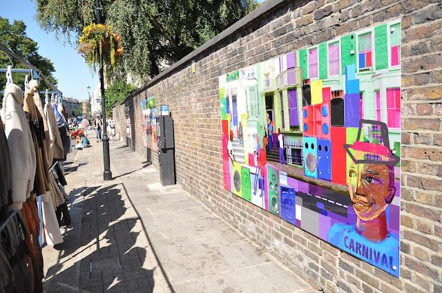 Portobello+Market+Notting+Hill+murals