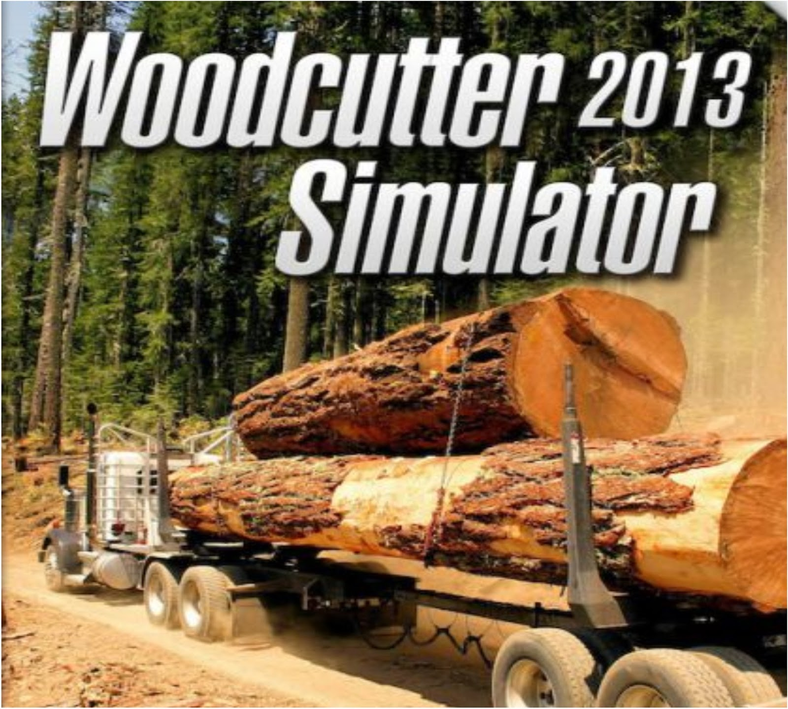 Woodcutter Simulator 2013 PC
