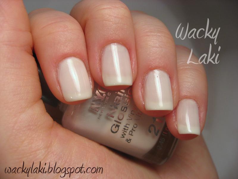 Wacky Laki: NYC Nail Glossies 215