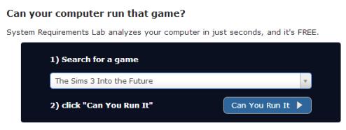 Ver requisitos del juego de los sims 3 y sus expansiones