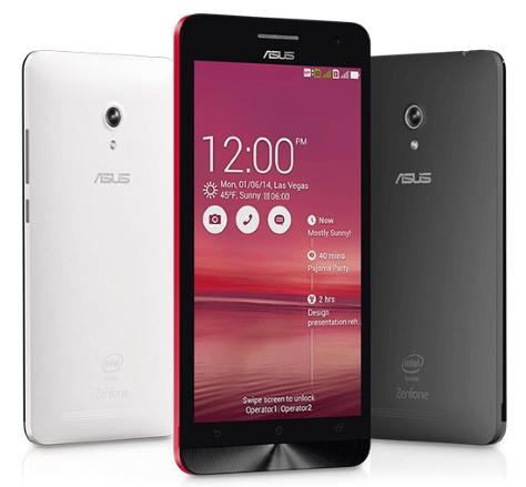 Asus Zenfone 5 Mobile