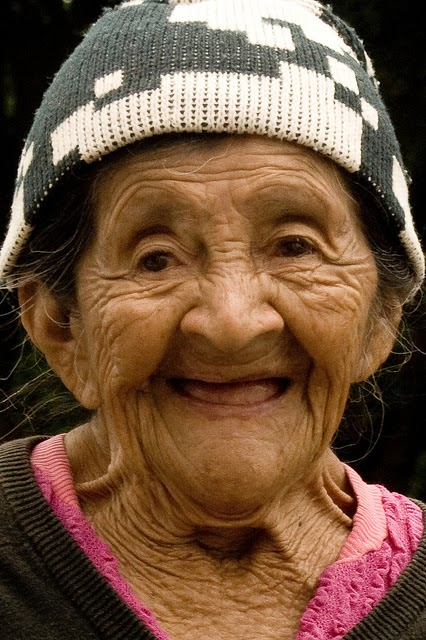 I Didnt Take A Photo One Can Get Thrown Off Trains But To Help You Imagine Heres A Picture Of A Woman With No Teeth