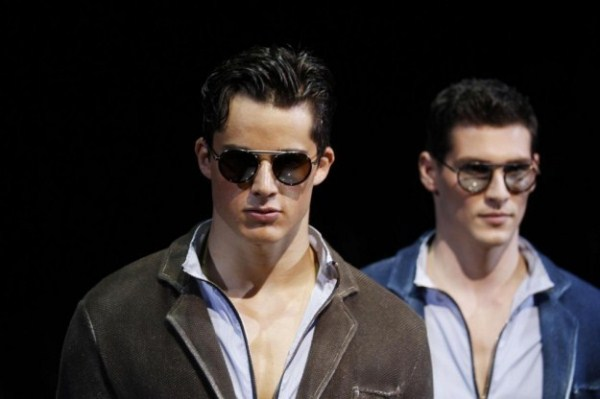 Giorgio Armani  Men's Sunglasses 2013