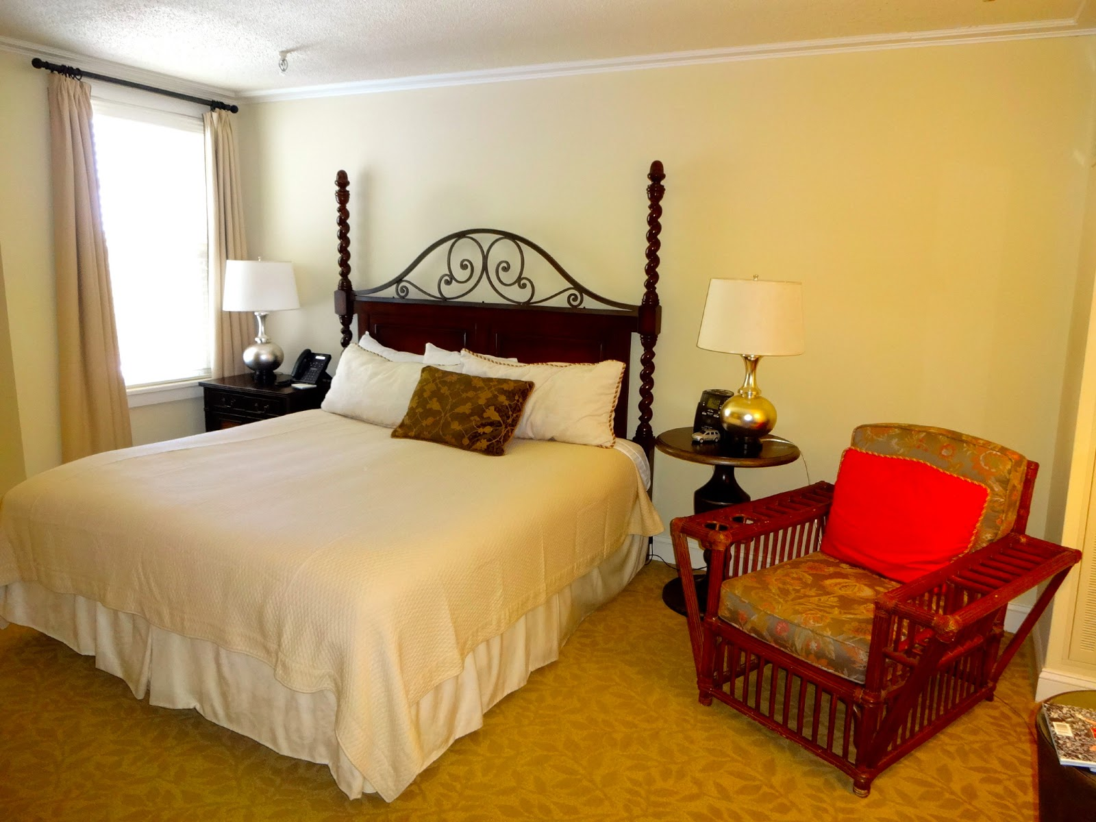 Room at Carolina Hotel Pinehurst Resort