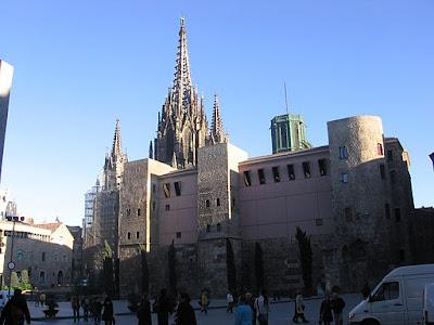 Barri Gotíc, Barcelona