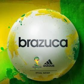 Il Brazuca (foto Wikipedia)