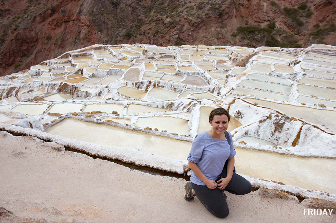 The Sacred Valley: Maras Salt Ponds