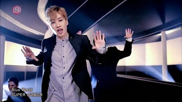 Super Junior Blue World Eunhyuk