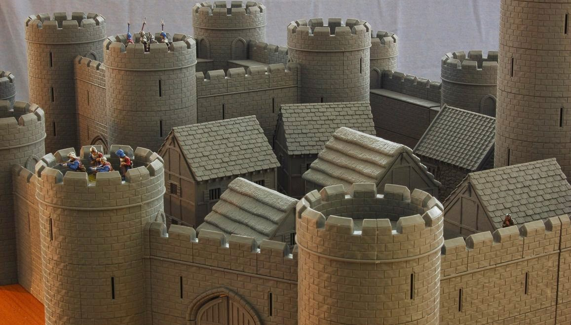 Tmp modular castle kits now finished and on sale topic for Castle modular homes
