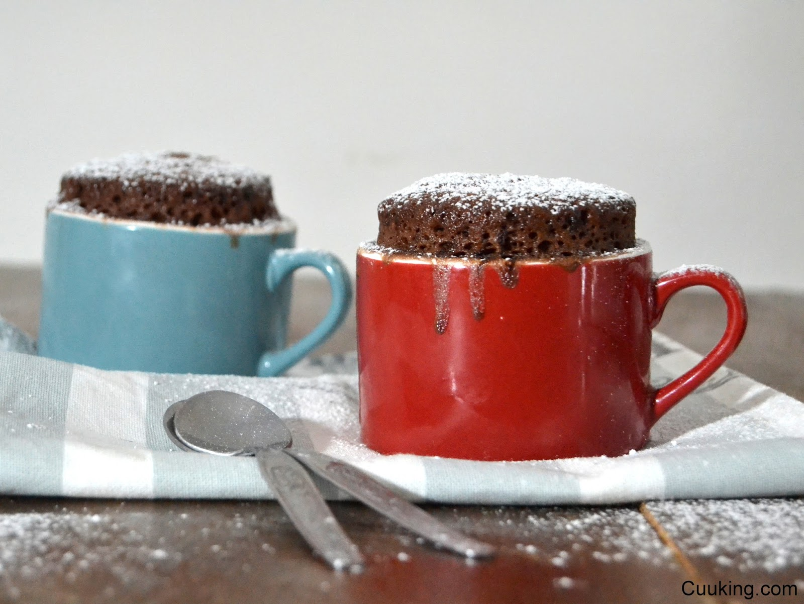 Cocinar Con El Microondas | Mug Cake De Colacao O Bizcocho En Taza Al Microondas Ahora Con